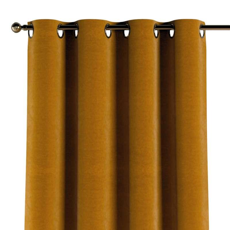 Ösenschal 1 Stck. von der Kollektion Posh Velvet, Stoff: 704-23