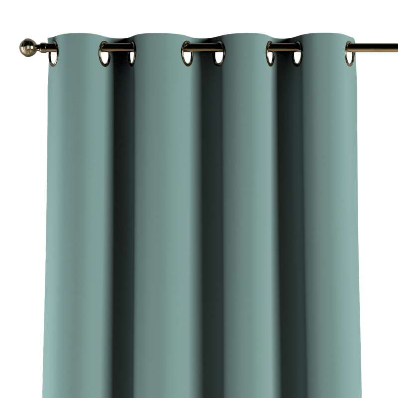 Eyelet curtains in collection Posh Velvet, fabric: 704-18