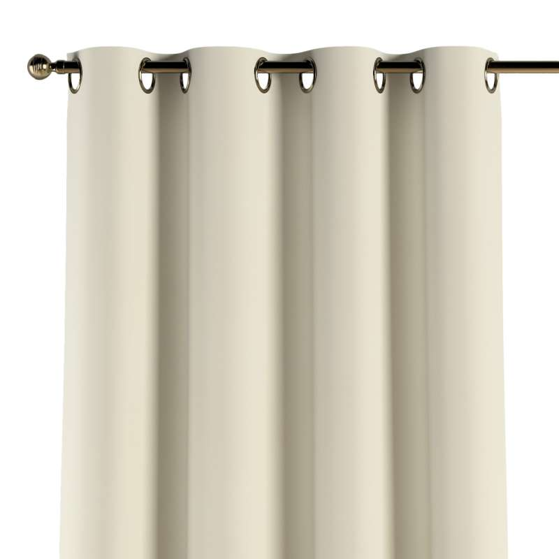 Eyelet curtains in collection Posh Velvet, fabric: 704-10