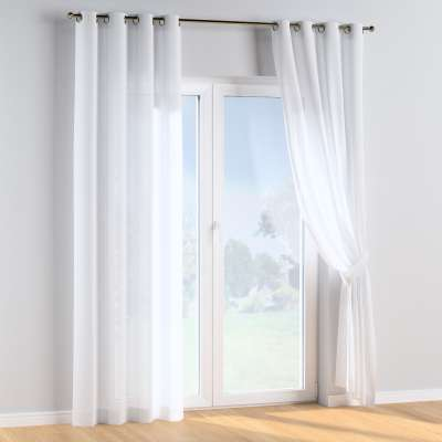 Eyelet curtains in collection Sweet Secret, fabric: 128-77