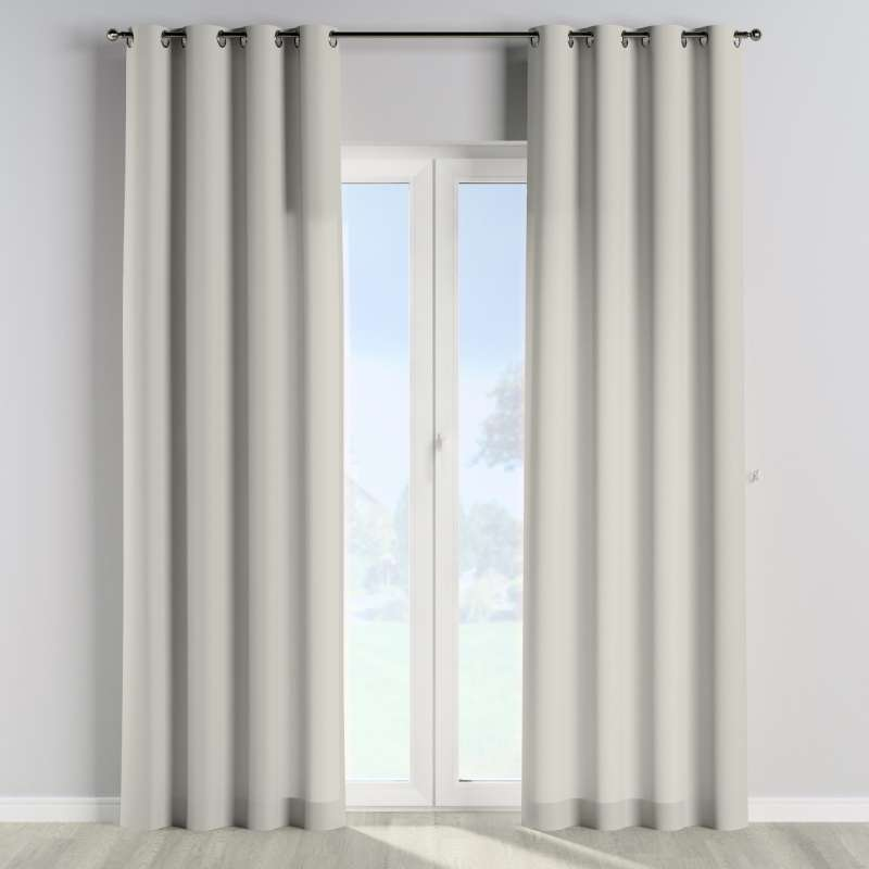 Eyelet curtains in collection Cotton Story, fabric: 702-31