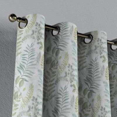 Záves s kolieskami V kolekcii Tropical Island, tkanina: 142-46