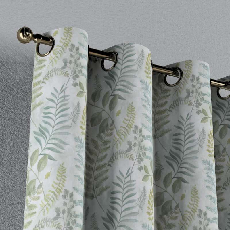 Záves s kolieskami V kolekcii Pastel Forest, tkanina: 142-46