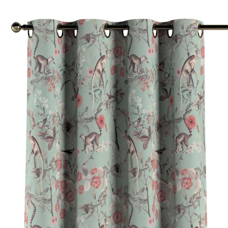 Eyelet curtain in collection Tropical Island, fabric: 142-62