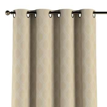 Záves s kolieskami V kolekcii Damasco, tkanina: 142-53