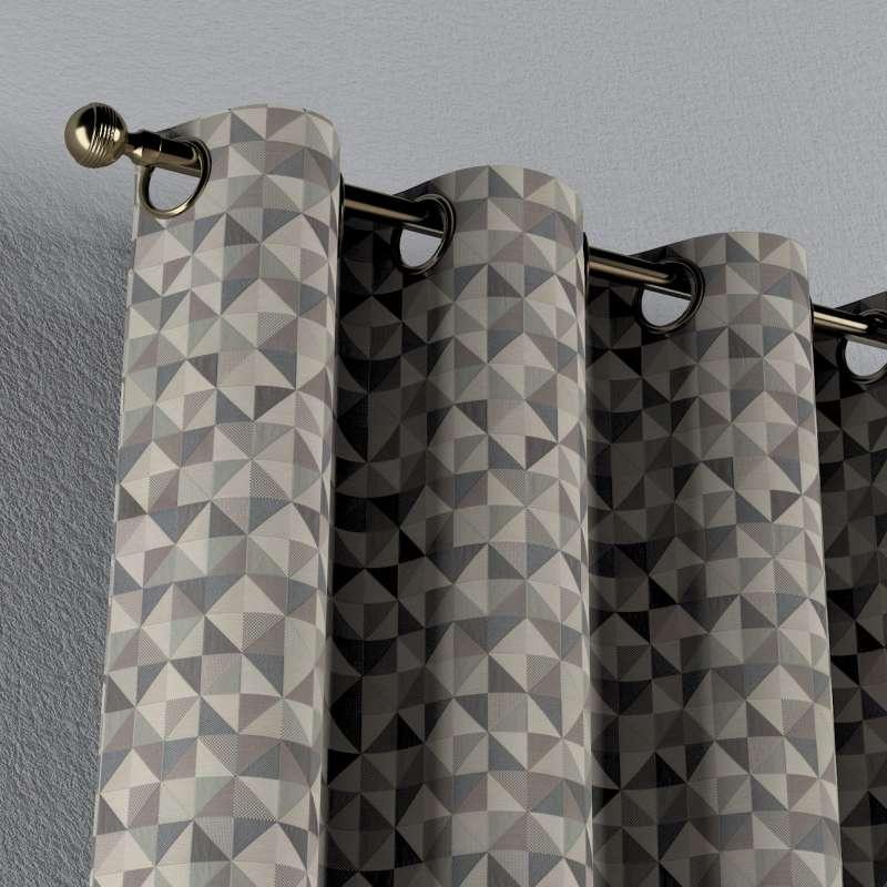 Záves s kolieskami V kolekcii Retro Glam, tkanina: 142-84