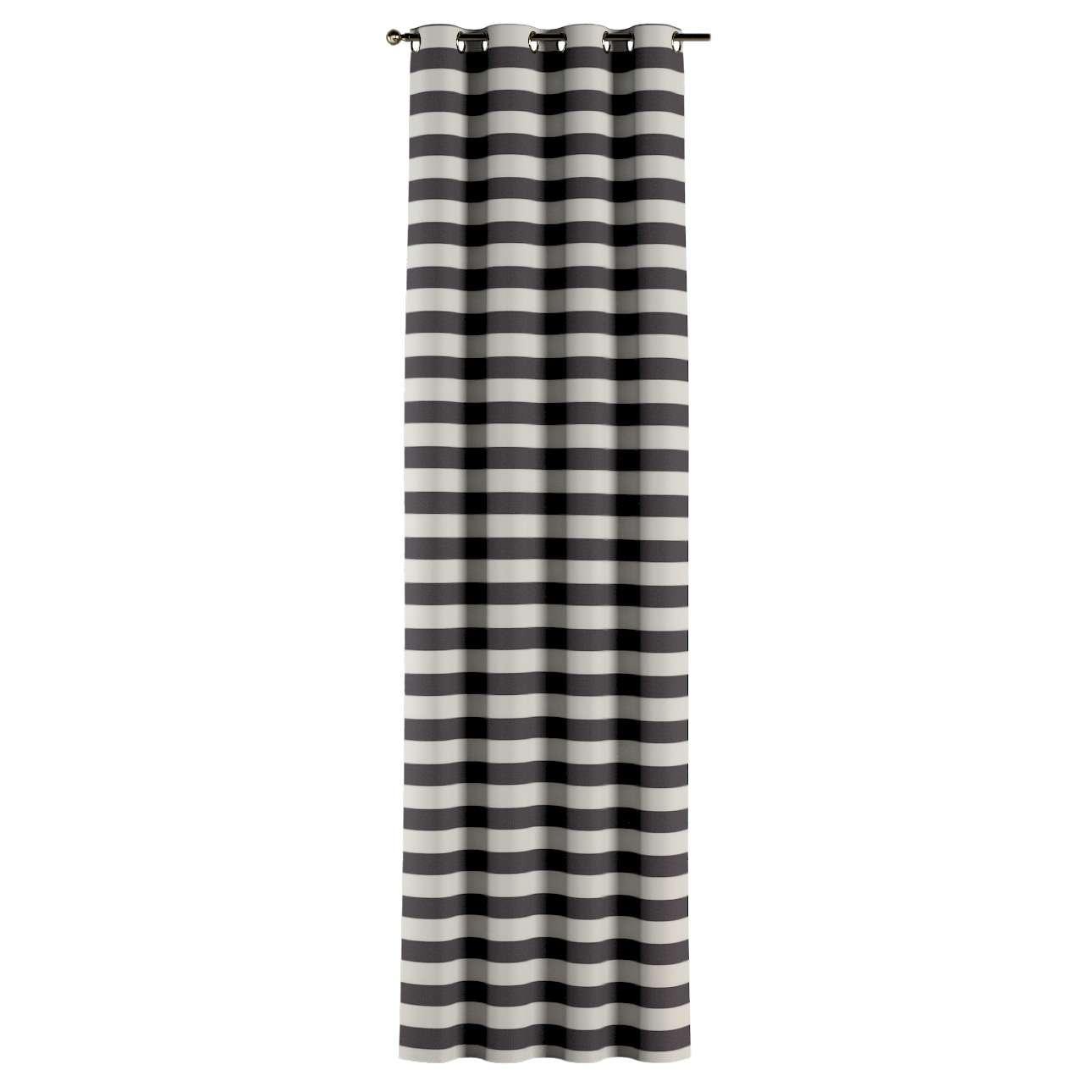 Záves s kolieskami V kolekcii Quadro, tkanina: 142-72
