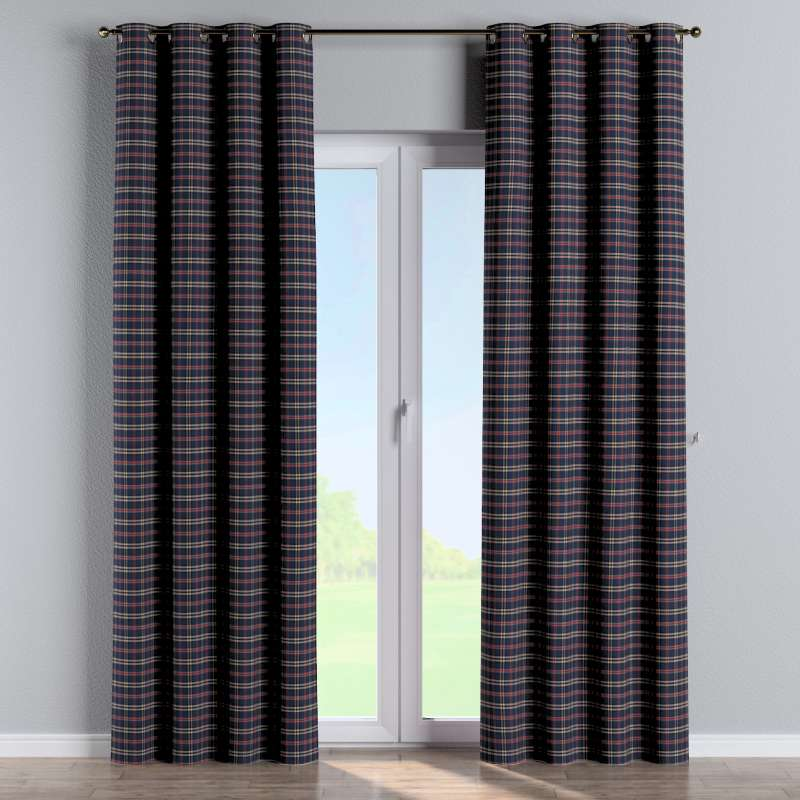 Eyelet curtain in collection Bristol, fabric: 142-68