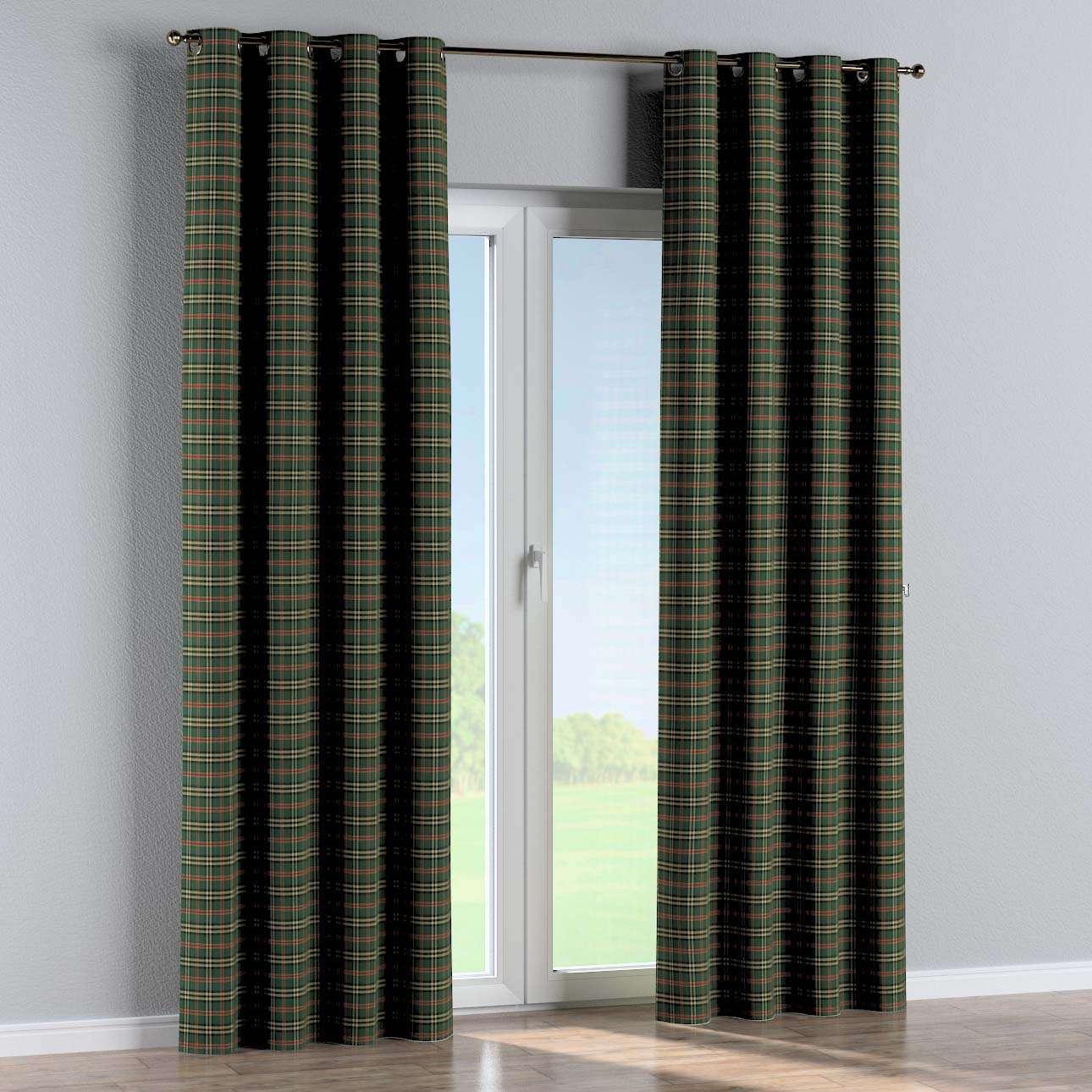 Záves s kolieskami V kolekcii Bristol, tkanina: 142-69