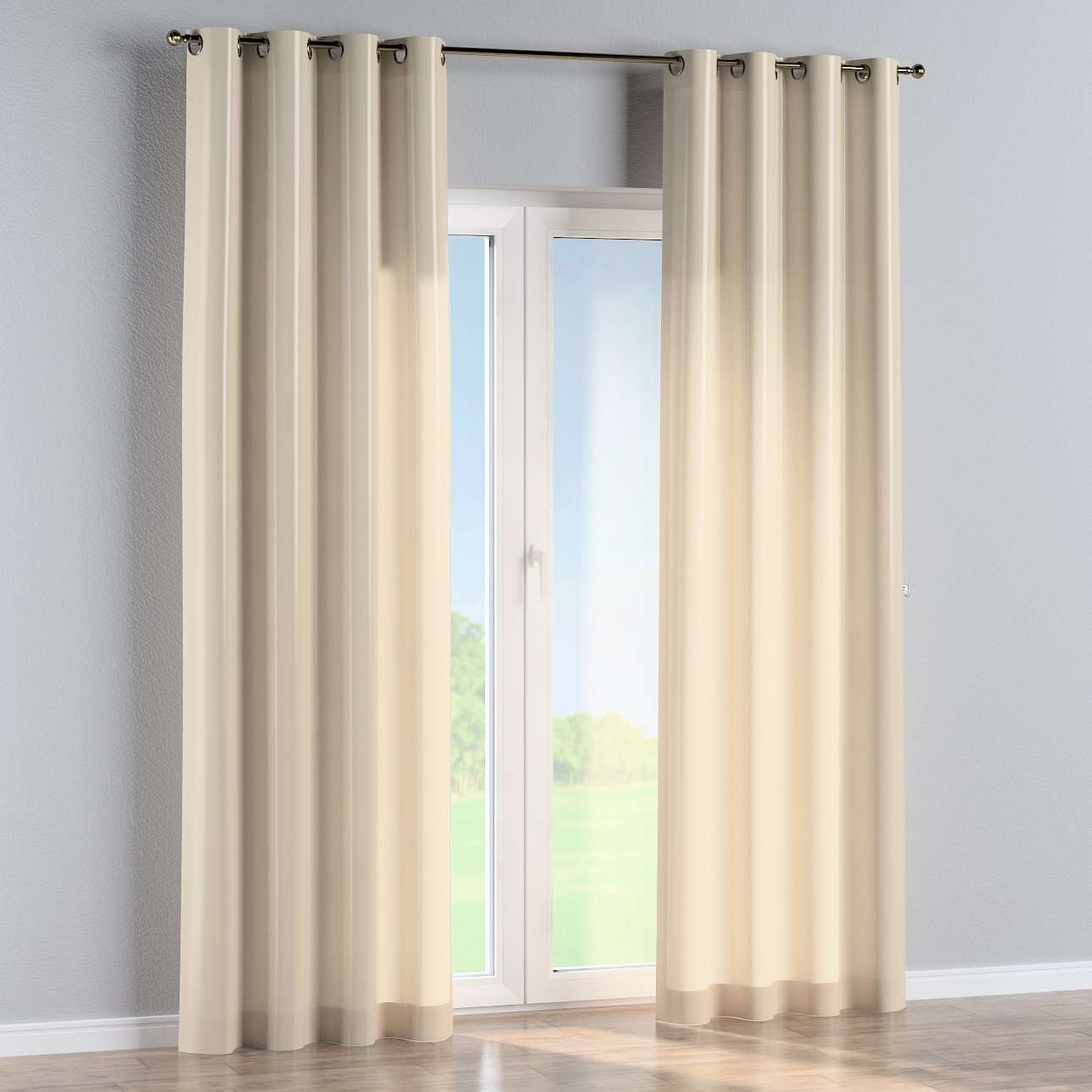 Eyelet curtains in collection Christmas, fabric: 141-73