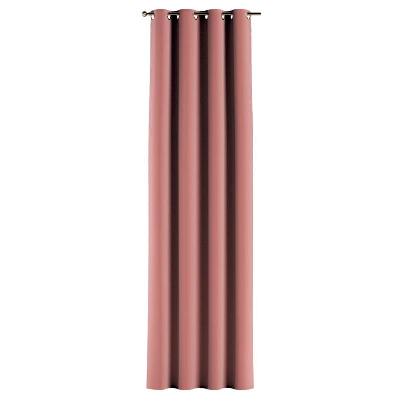 Eyelet curtains in collection Posh Velvet, fabric: 704-30