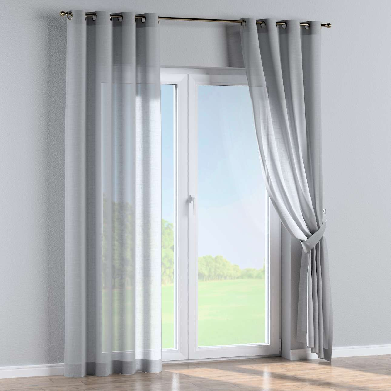 Eyelet curtains in collection Sweet Secret, fabric: 142-90