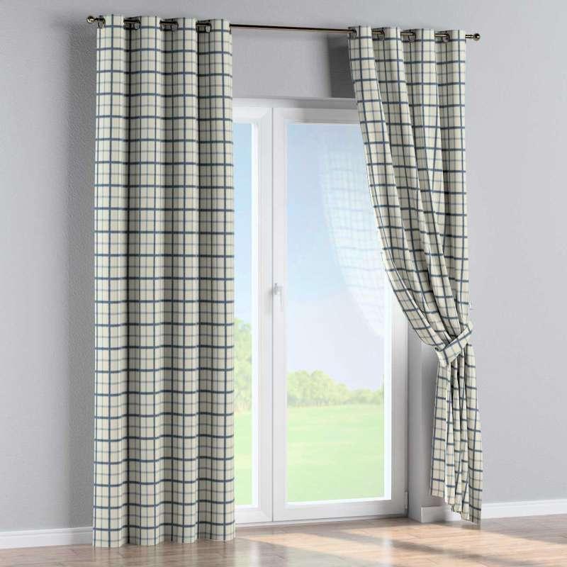 Eyelet curtain in collection Avinon, fabric: 131-66