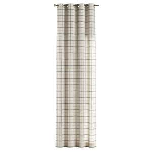 Eyelet curtains 130 x 260 cm (51 x 102 inch) in collection Avinon, fabric: 131-66