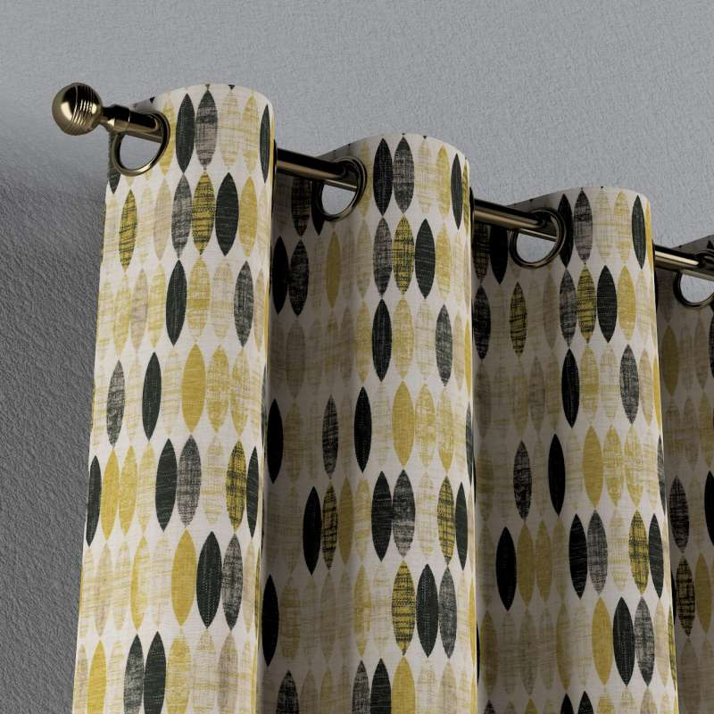 Gardin med maljer 1 stk. fra kolleksjonen Modern, Stoffets bredde: 142-99