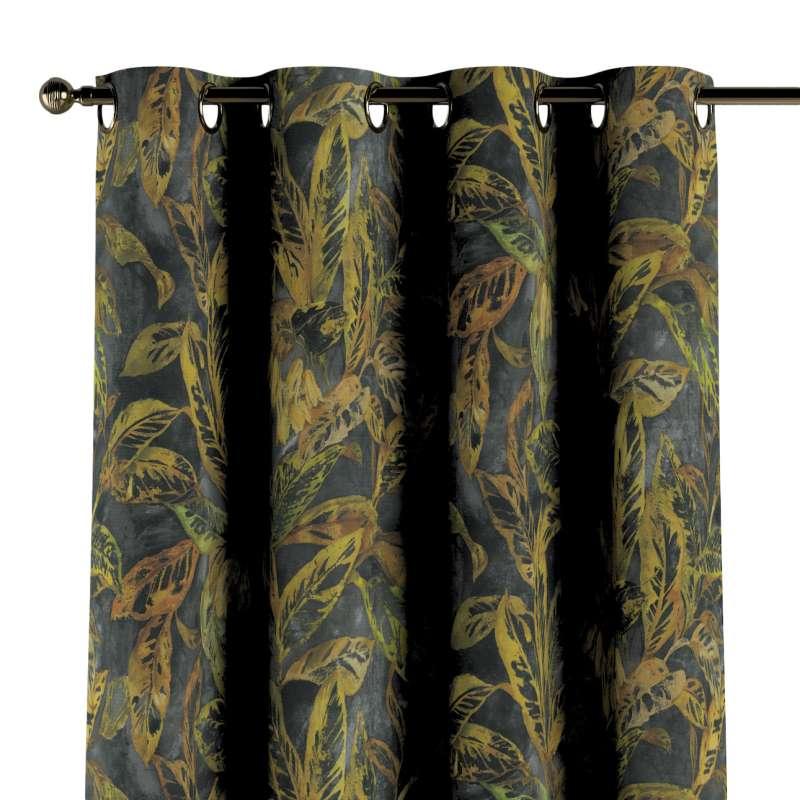 Záves s kolieskami V kolekcii Abigail, tkanina: 143-01