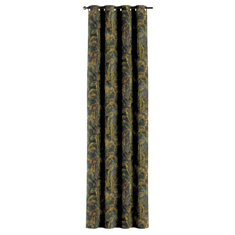 Eyelet curtain in collection Abigail, fabric: 143-01