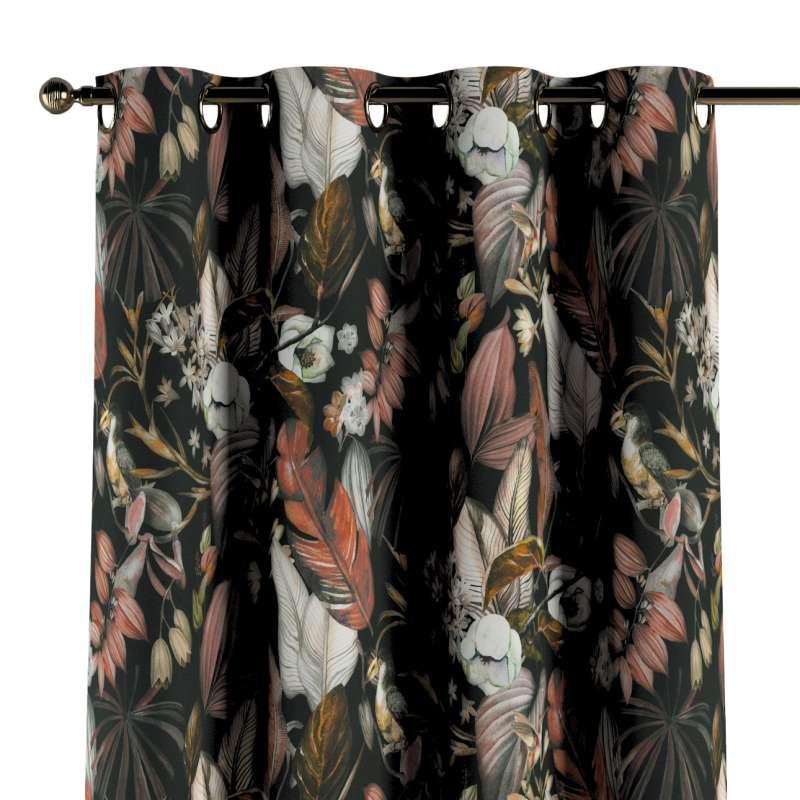 Zasłona na kółkach 1 szt. w kolekcji Abigail, tkanina: 143-10