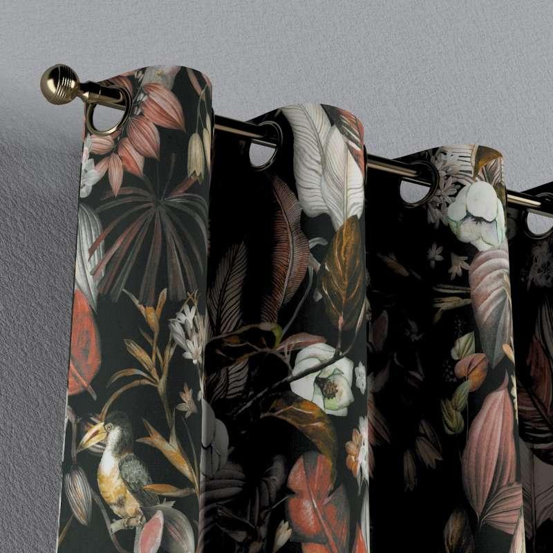 Záves s kolieskami V kolekcii Abigail, tkanina: 143-10