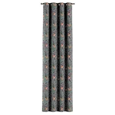 Zasłona na kółkach 1 szt. w kolekcji Abigail, tkanina: 143-11