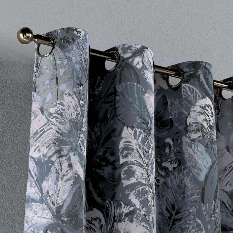 Záves s kolieskami V kolekcii Abigail, tkanina: 143-18
