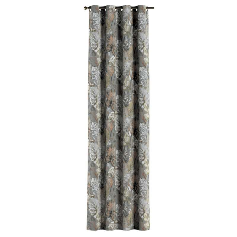 Eyelet curtain in collection Abigail, fabric: 143-19
