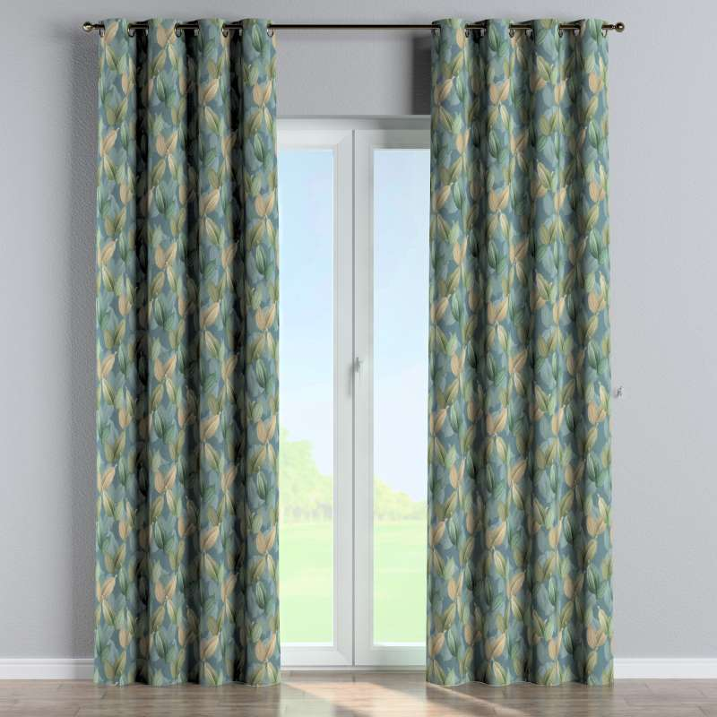 Eyelet curtain in collection Abigail, fabric: 143-20