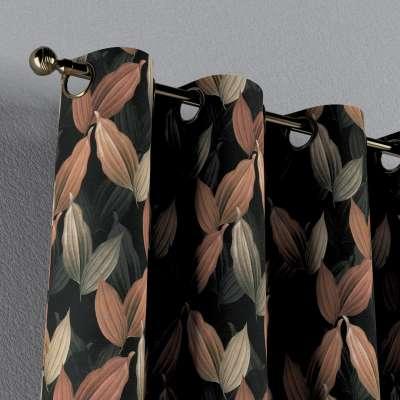 Zasłona na kółkach 1 szt. w kolekcji Abigail, tkanina: 143-21
