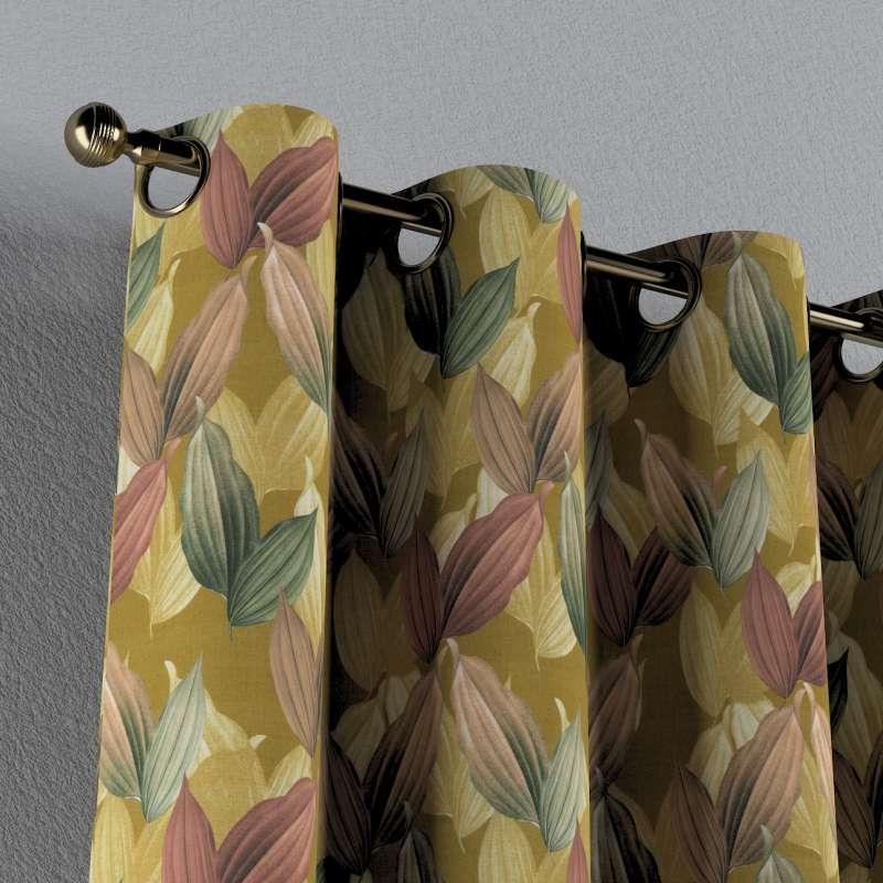 Záves s kolieskami V kolekcii Abigail, tkanina: 143-22