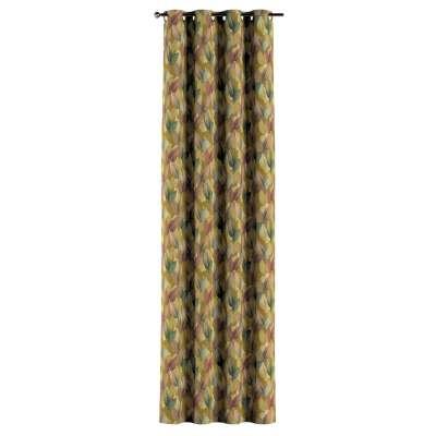 Zasłona na kółkach 1 szt. w kolekcji Abigail, tkanina: 143-22