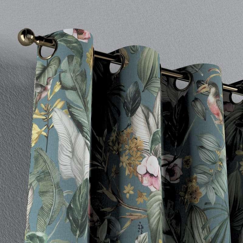 Gardin med maljer 1 stk. fra kolleksjonen Abigail, Stoffets bredde: 143-24