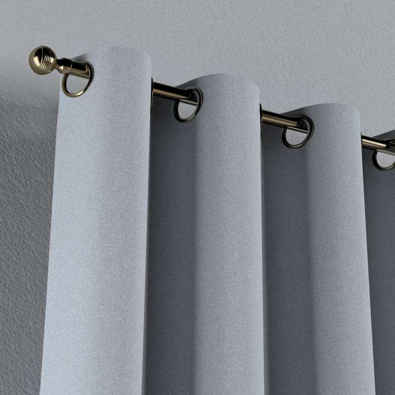 Eyelet curtain in collection Amsterdam, fabric: 704-46
