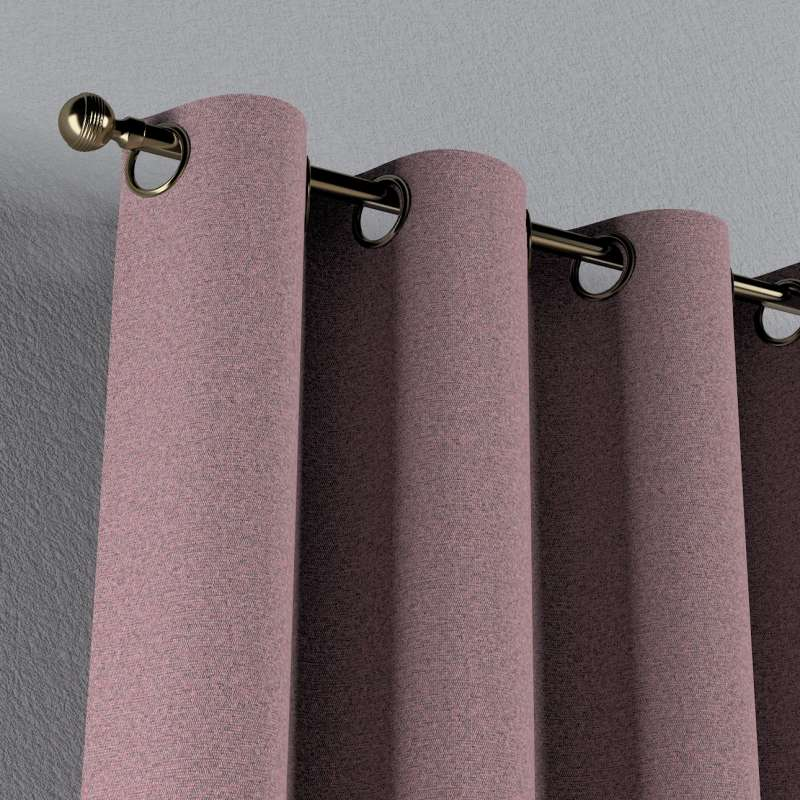 Eyelet curtain in collection Amsterdam, fabric: 704-48