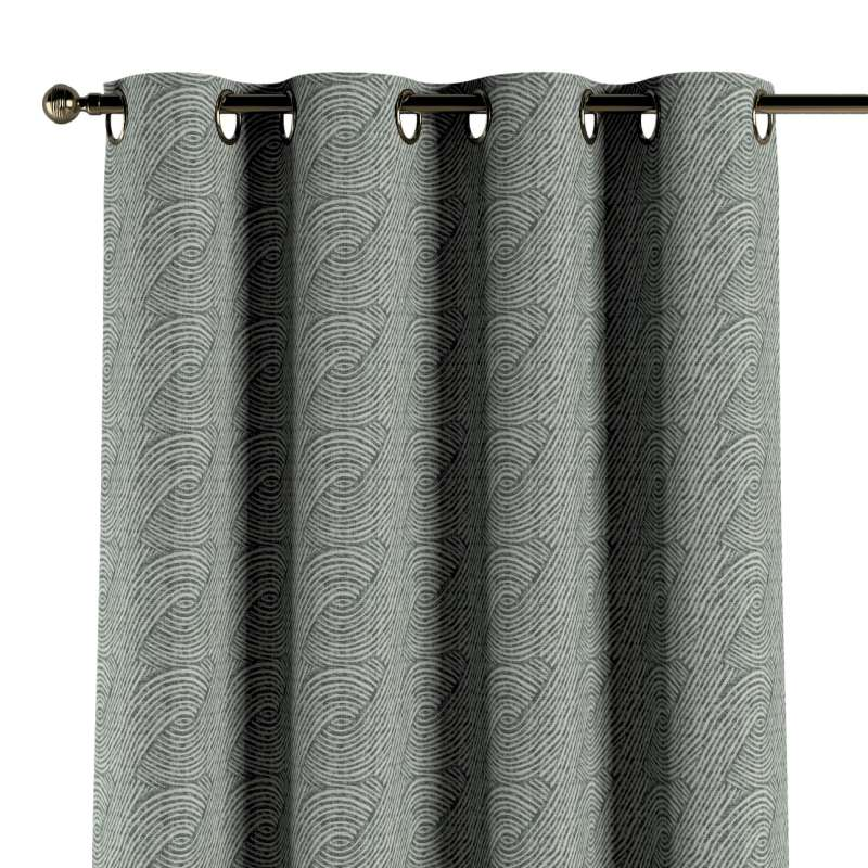 Eyelet curtain in collection Comics/Geometrical, fabric: 143-13