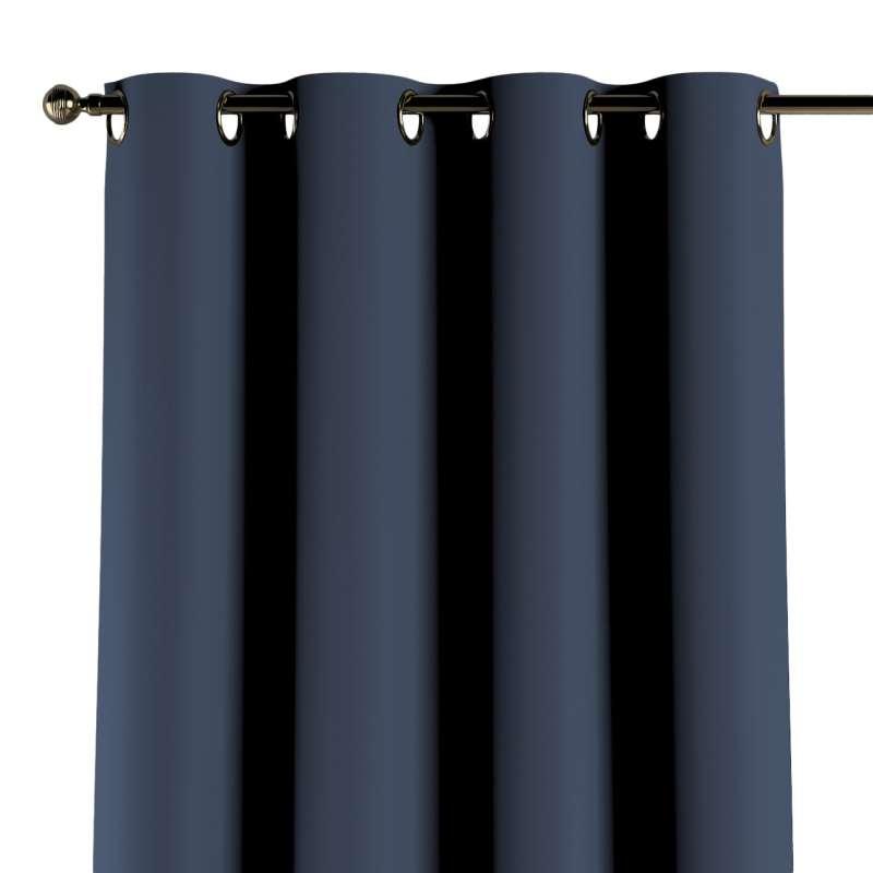 Gardin med maljer 1 stk. fra kolleksjonen Blackout (mørklegging), Stoffets bredde: 269-16