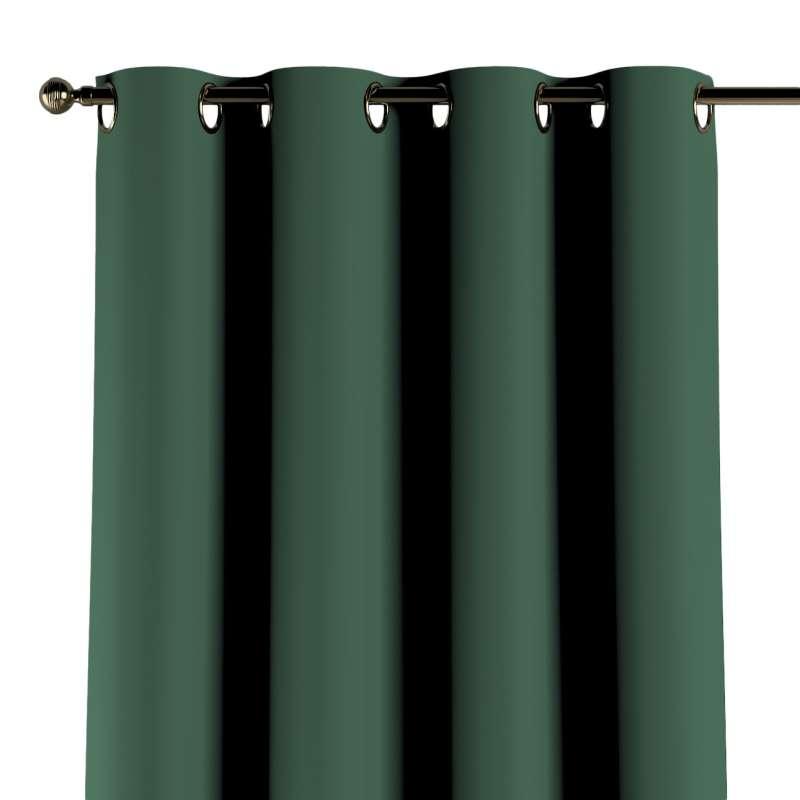 Gardin med øskner 1 stk. fra kollektionen Blackout mørklægning, Stof: 269-18