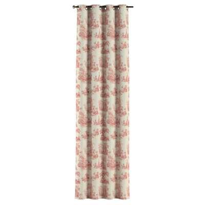 Zasłona na kółkach 1 szt. w kolekcji Avinon, tkanina: 132-15