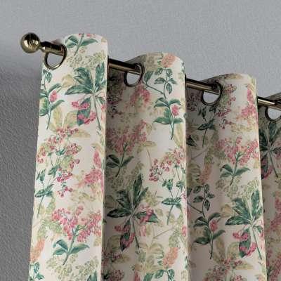 Zasłona na kółkach 1 szt. w kolekcji Londres, tkanina: 143-41