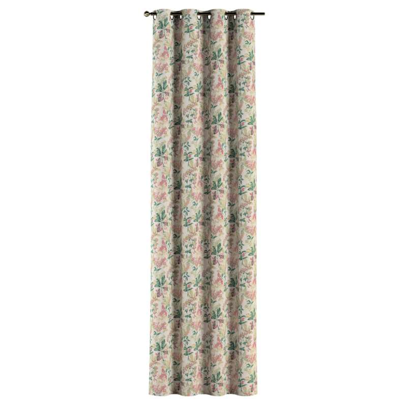 Eyelet curtain in collection Londres, fabric: 143-41