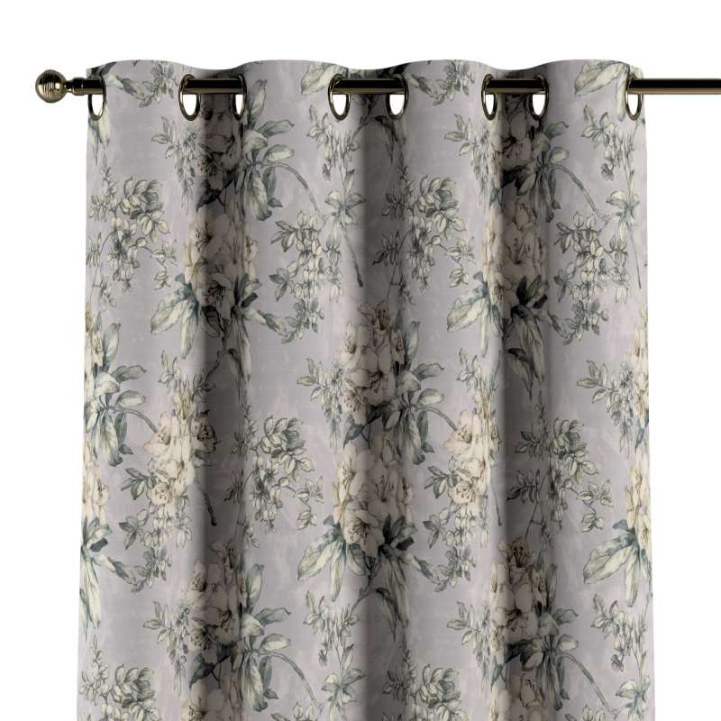 Záves s kolieskami V kolekcii Londres, tkanina: 143-36