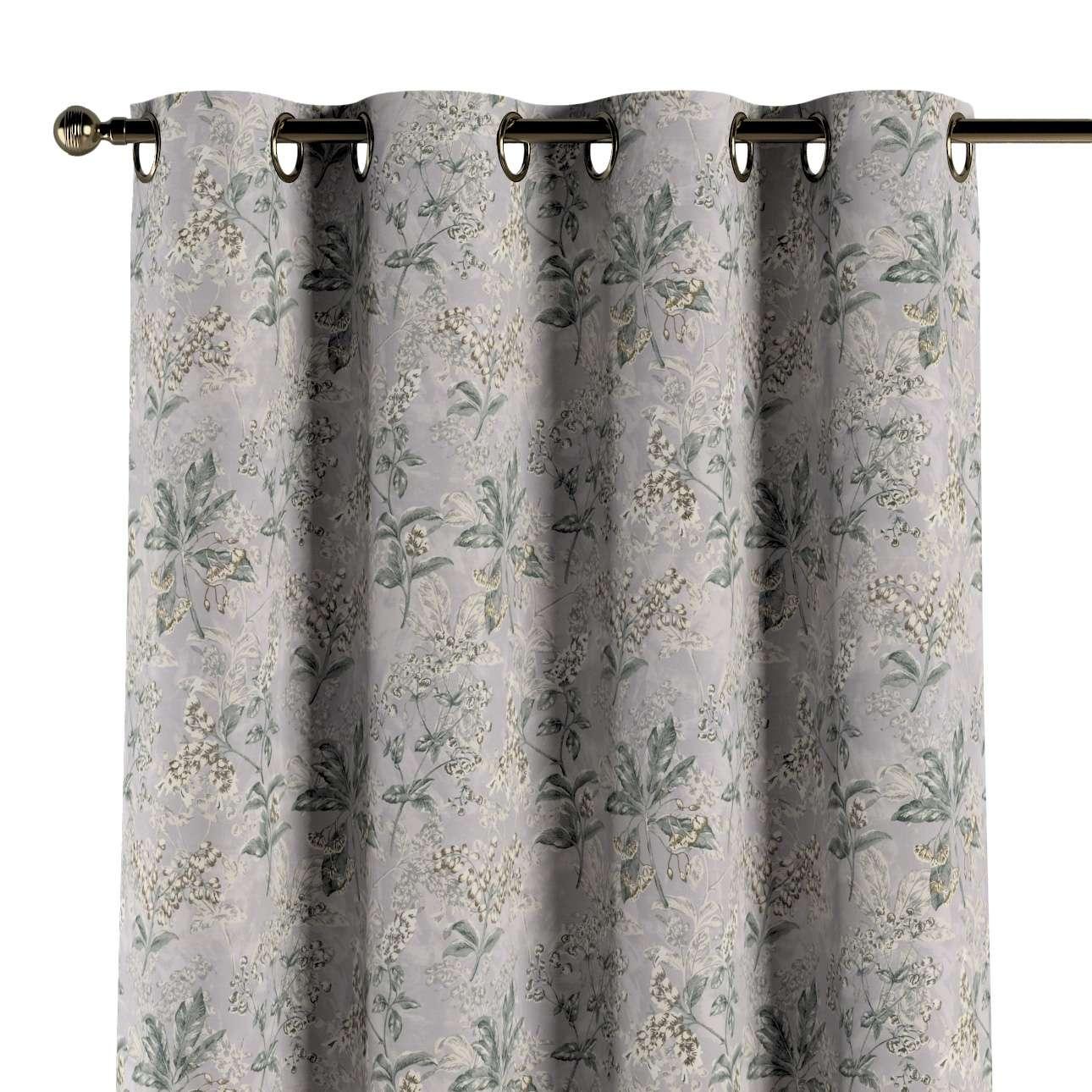 Zasłona na kółkach 1 szt. w kolekcji Londres, tkanina: 143-37