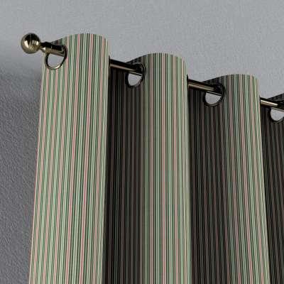 Zasłona na kółkach 1 szt. w kolekcji Londres, tkanina: 143-42