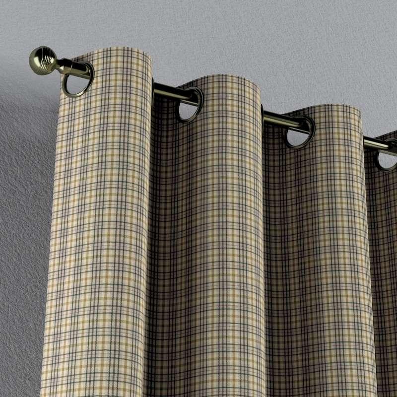 Záves s kolieskami V kolekcii Londres, tkanina: 143-39