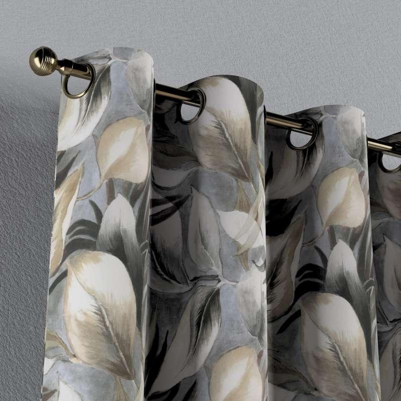 Gardin med maljer 1 stk. fra kolleksjonen Abigail, Stoffets bredde: 143-60