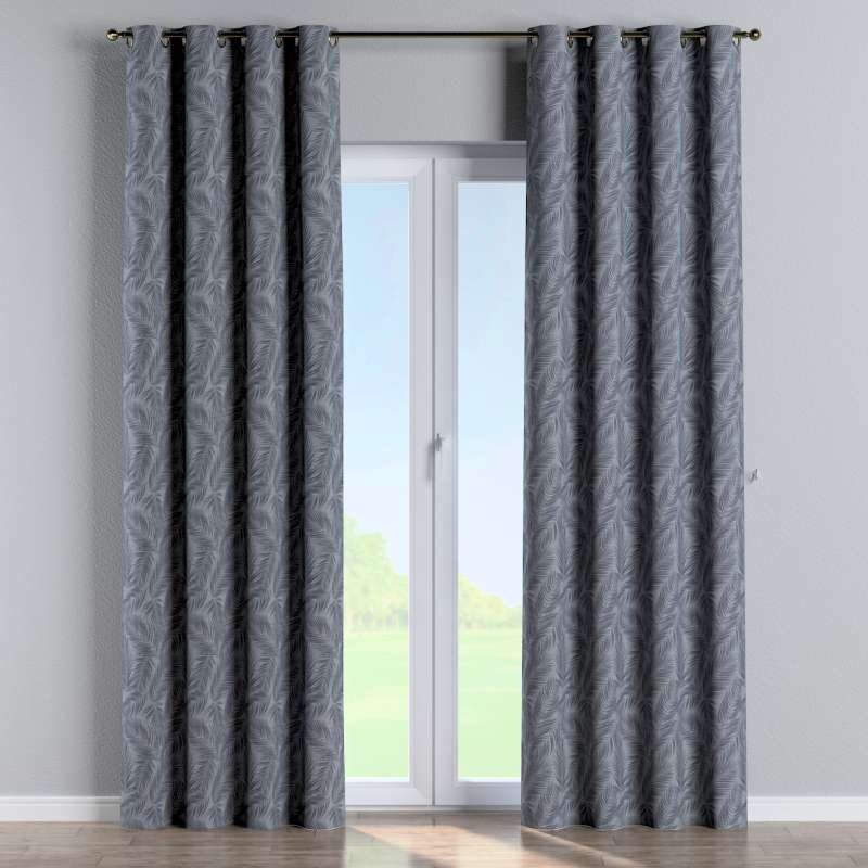 Eyelet curtain in collection Venice, fabric: 143-53