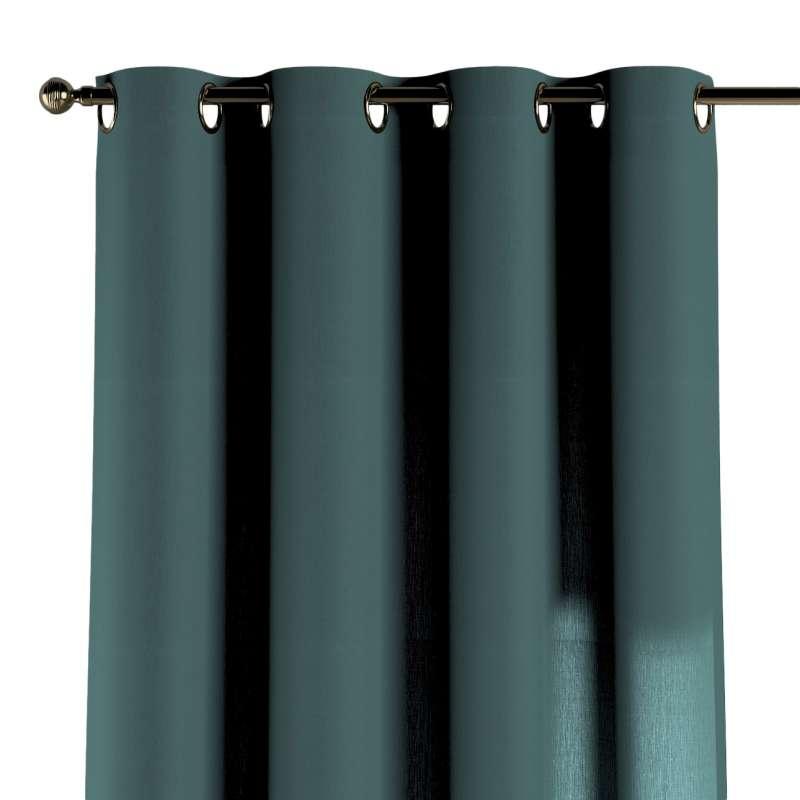 Gardin med maljer 1 stk. fra kolleksjonen Linen, Stoffets bredde: 159-09