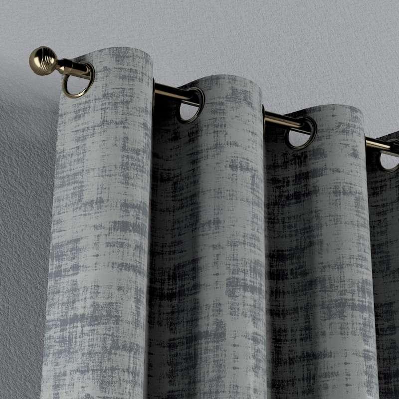 Gardin med øskner 1 stk. fra kollektionen Velvet, Stof: 704-32