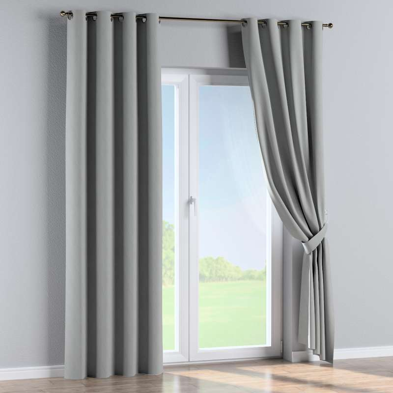Eyelet curtain in collection Blackout, fabric: 269-19