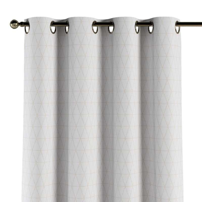 Záves s kolieskami V kolekcii Sunny, tkanina: 143-94