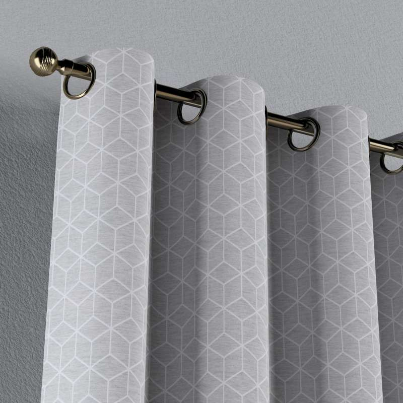 Eyelet curtain in collection Sunny, fabric: 143-50